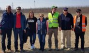 Încă 3000 de puieți de salcâm plantați la Ploiești