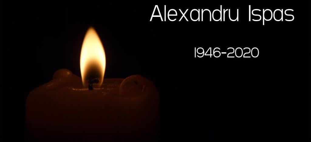 Rămas bun, Alexandru Ispas!